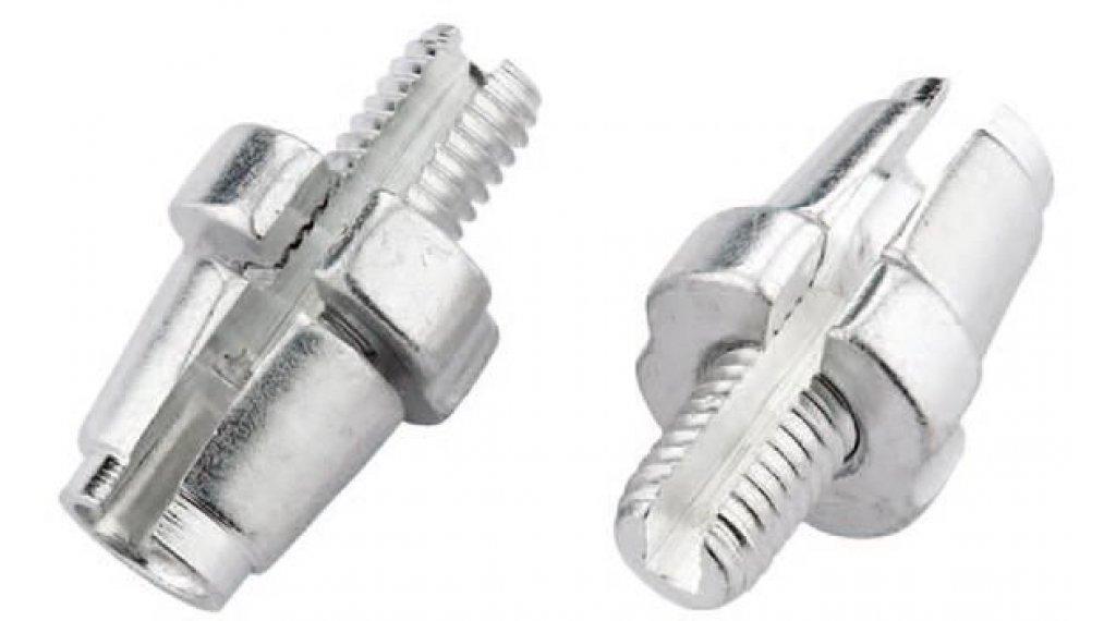 Jagwire Zugeinstell螺丝 适用于 刹车手柄 铝 M7 银色