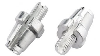 Jagwire cable adjuster screw for brake lever aluminium