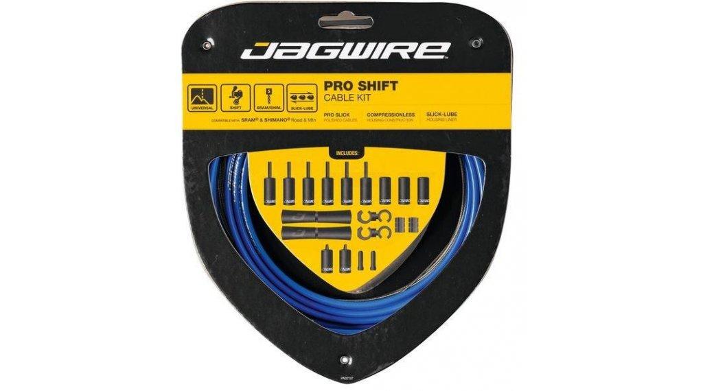 Jagwire 2x PRO Shift 变速线组件 Shimano/SRAM SID 蓝色