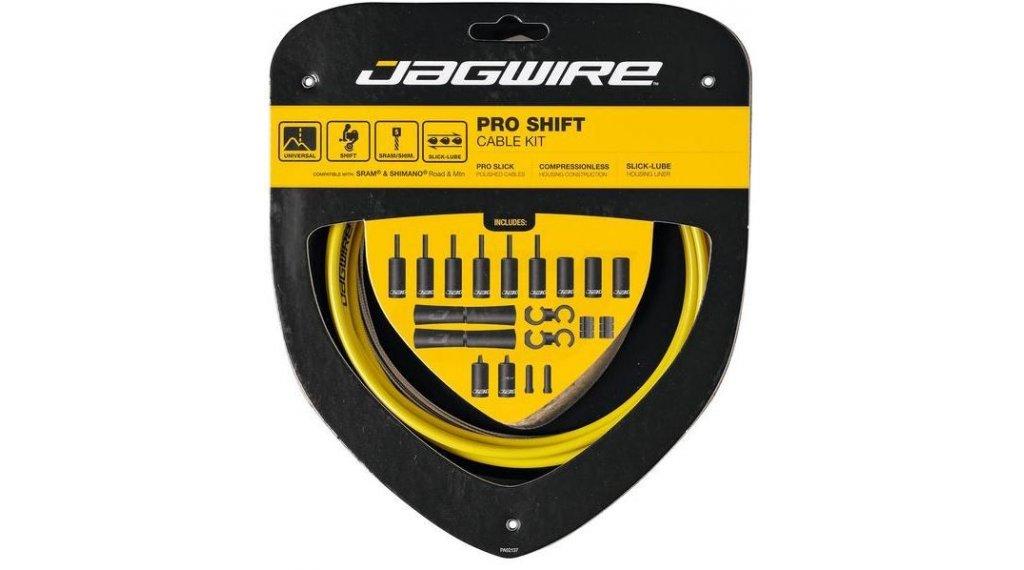 Jagwire 2x PRO Shift 变速线组件 Shimano/SRAM 黄色