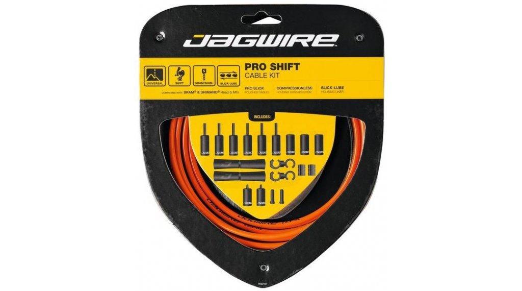 Jagwire 2x PRO Shift 变速线组件 Shimano/SRAM 橙色