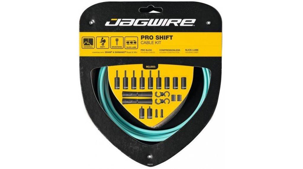 Jagwire 2x PRO Shift 变速线组件 Shimano/SRAM Bianchi Celeste