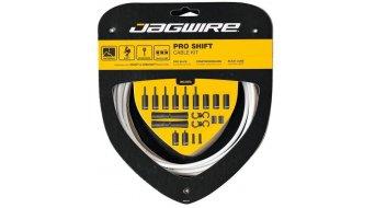 Jagwire 2x PRO Shift 变速线组件 Shimano/SRAM 白色