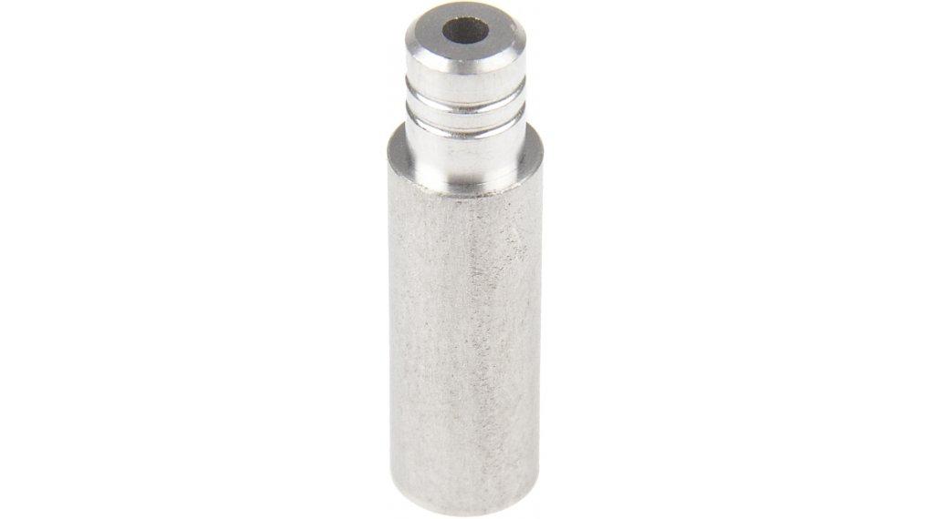 Shimano Außenzugtülle Endkappen SIS-SP40 Aluminium gedichtet 4mm