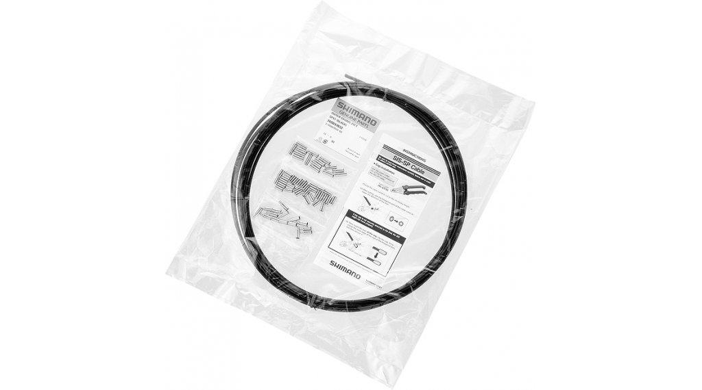 Shimano SIS-SP51 Schaltzug-Außenhülle 5.0mm x 7.62m zwart