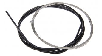 Shimano inner shift cable set SIS40, with Tülle and End cap (2 cables )