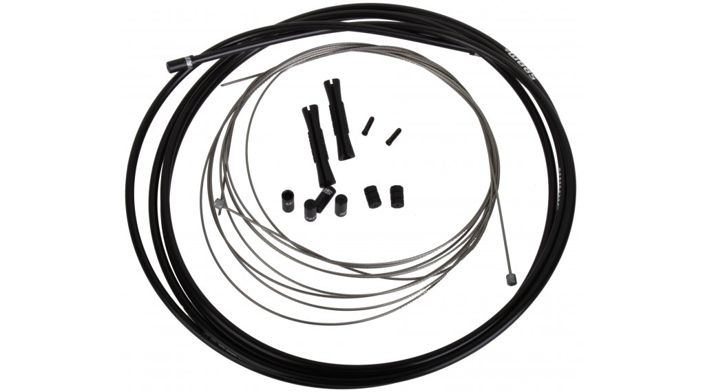 SRAM 变速线组件 线管: 4mm/内线: 1.1mm black