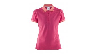 Craft Noble Pique Poloshirt kurzarm Damen