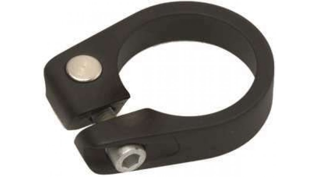 Procraft Elite MTB Sattelklemme 28.6mm schwarz