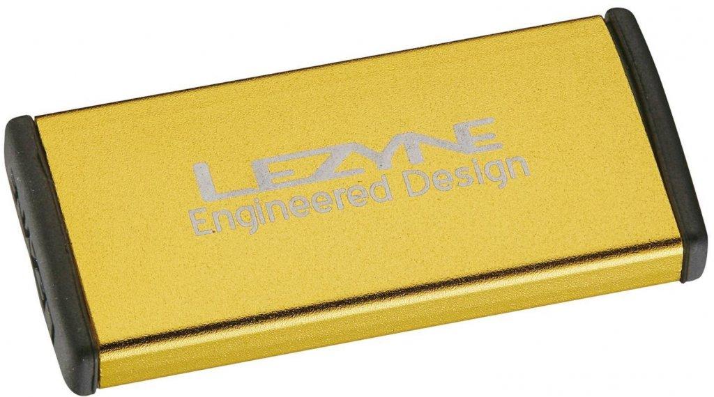 Lezyne Metal kit repair set gold