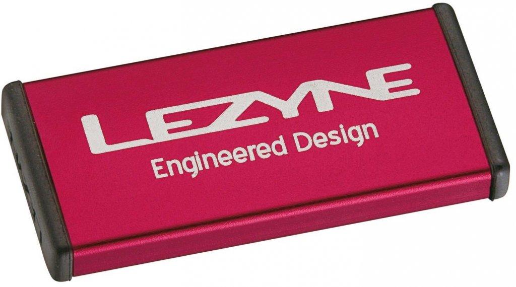 Lezyne Metal kit repair set red
