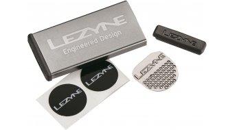 Lezyne Metal kit repair set silver