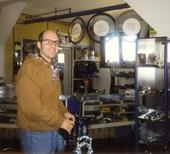 Verkaufsraum Westerbachstr. 2 im März 1998